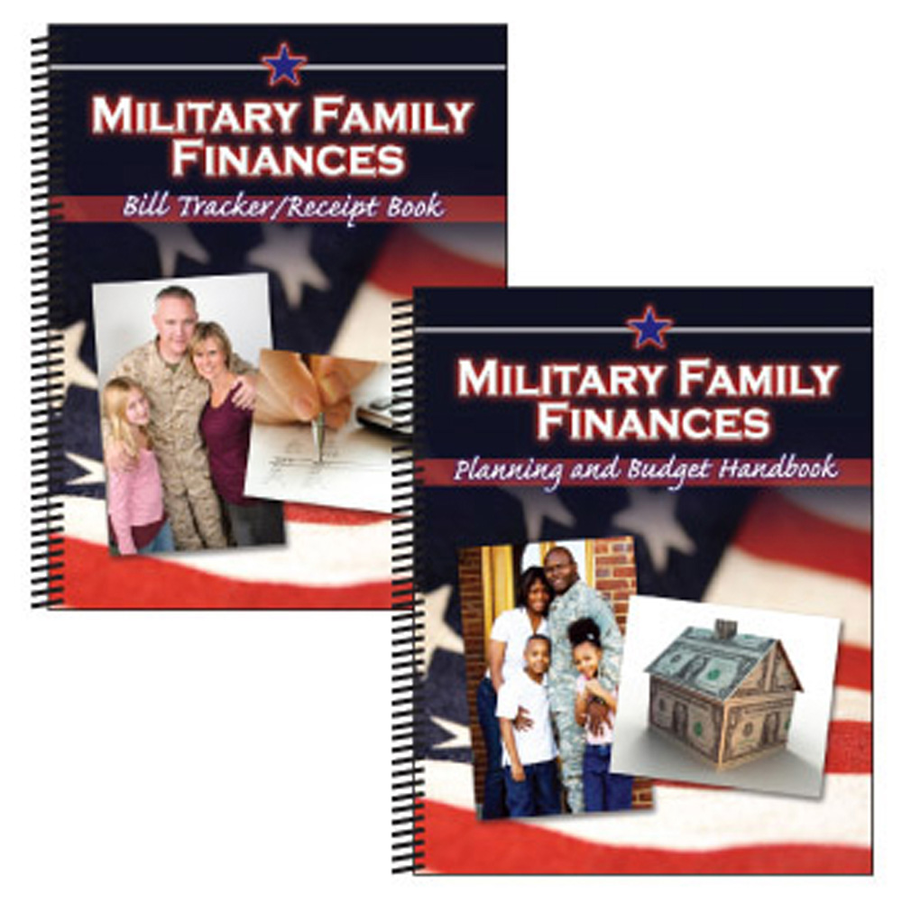 Set of Bill Tracker and Budget Handbook