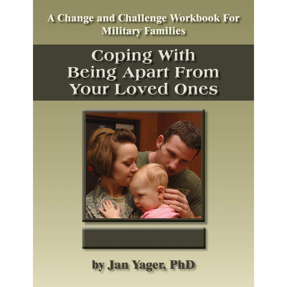 Change and Challenge Workbook: (10 Pack) Coping with Being Apart From Your Loved Ones