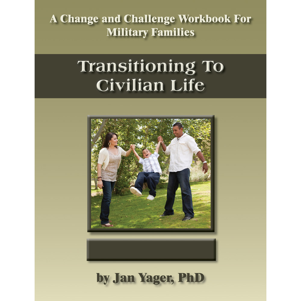Change and Challenge Workbook: (10 Pack) Transitioning to Civilian Life