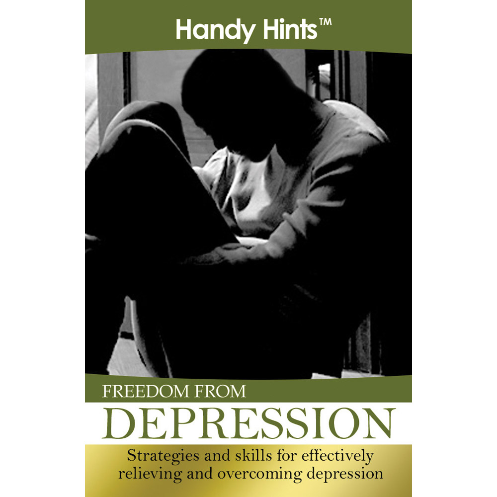 Handy Hints Foldout: (25 Pack) Freedom From Depression