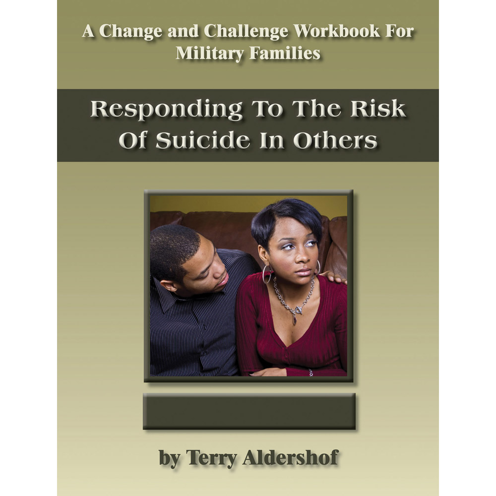 Change and Challenge Workbook: (10 Pack) Responding to the Risk of Suicide in Others