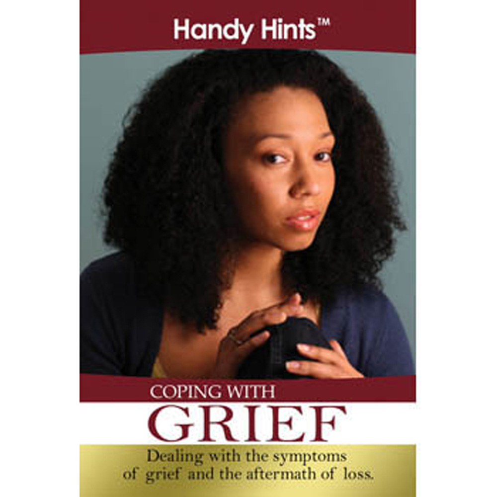 Handy Hints Foldout: (25 Pack) Coping with Grief