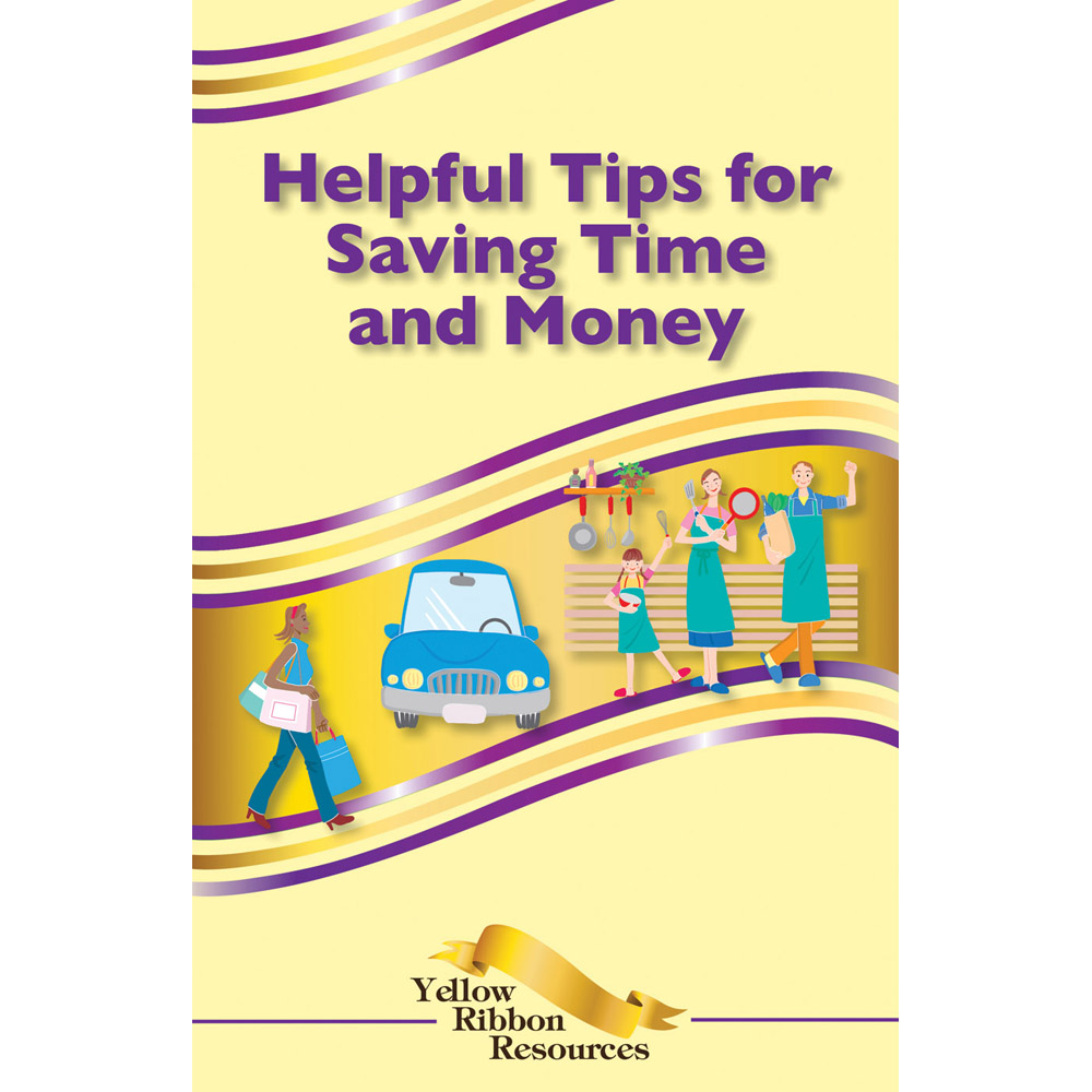 Yellow Ribbon Program Booklet: (25 pack) Helpful Tips for Saving Time and Money