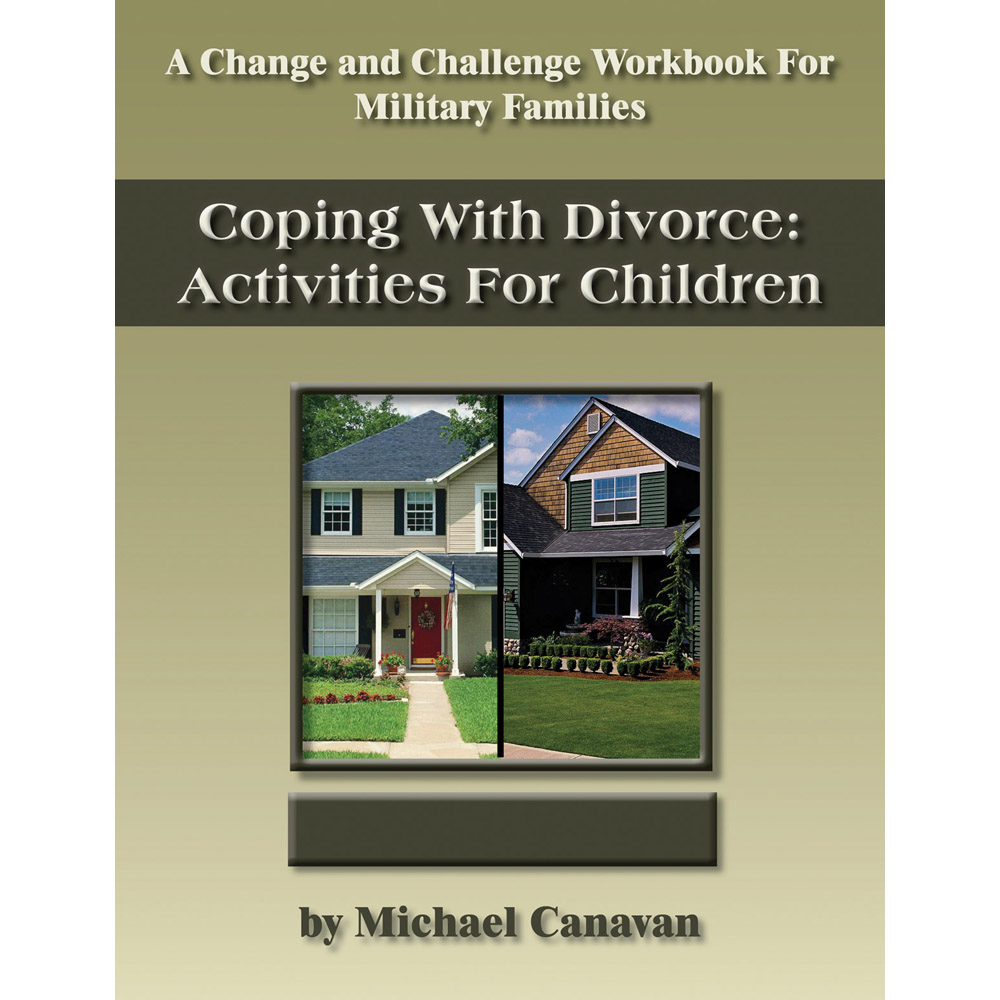 Change and Challenge Workbook: (10 Pack) Coping with Divorce: Activities for Children