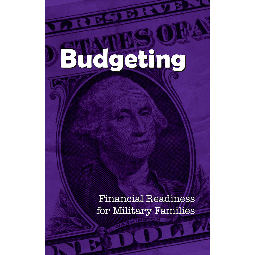 Financial Readiness Booklet: (25 Pack) Budgeting