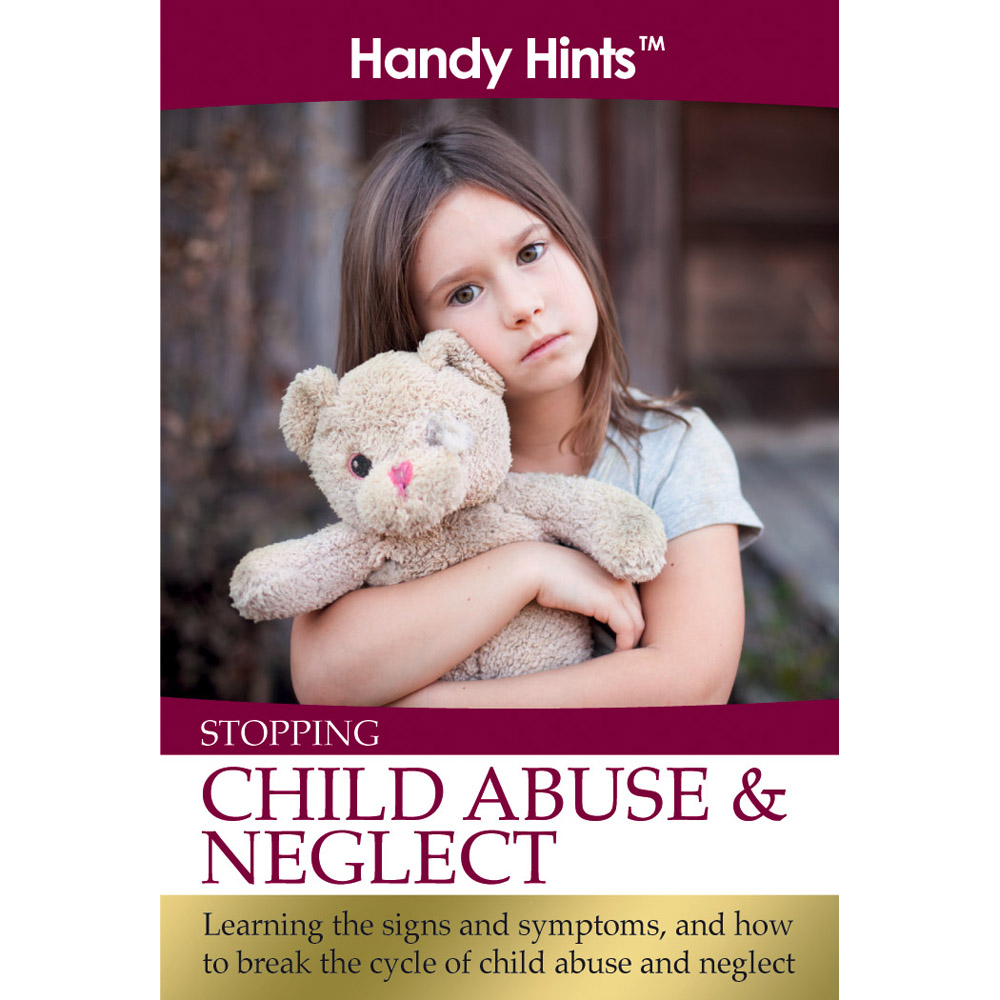 Handy Hints Foldout: (25 pack) Stopping Child Abuse and Neglect
