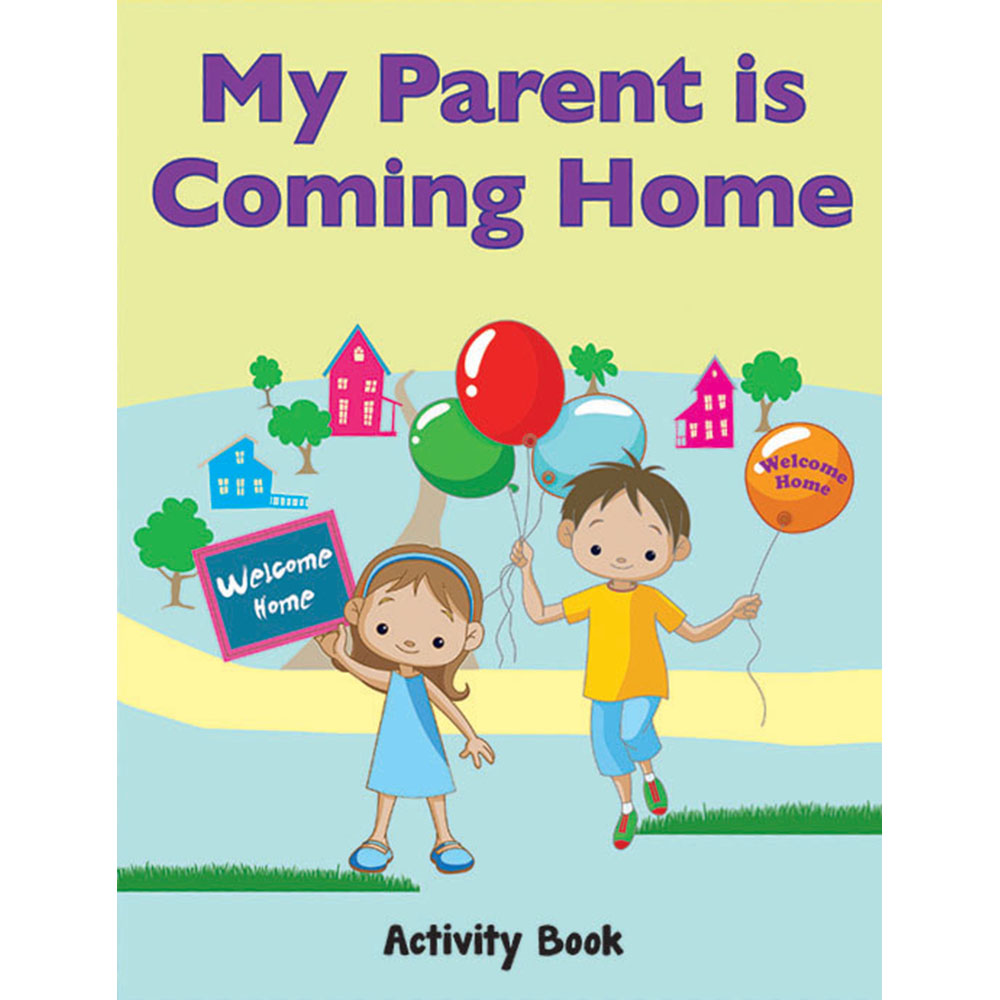 My Military Activity Book: (50 Pack) My Parent is Coming Home
