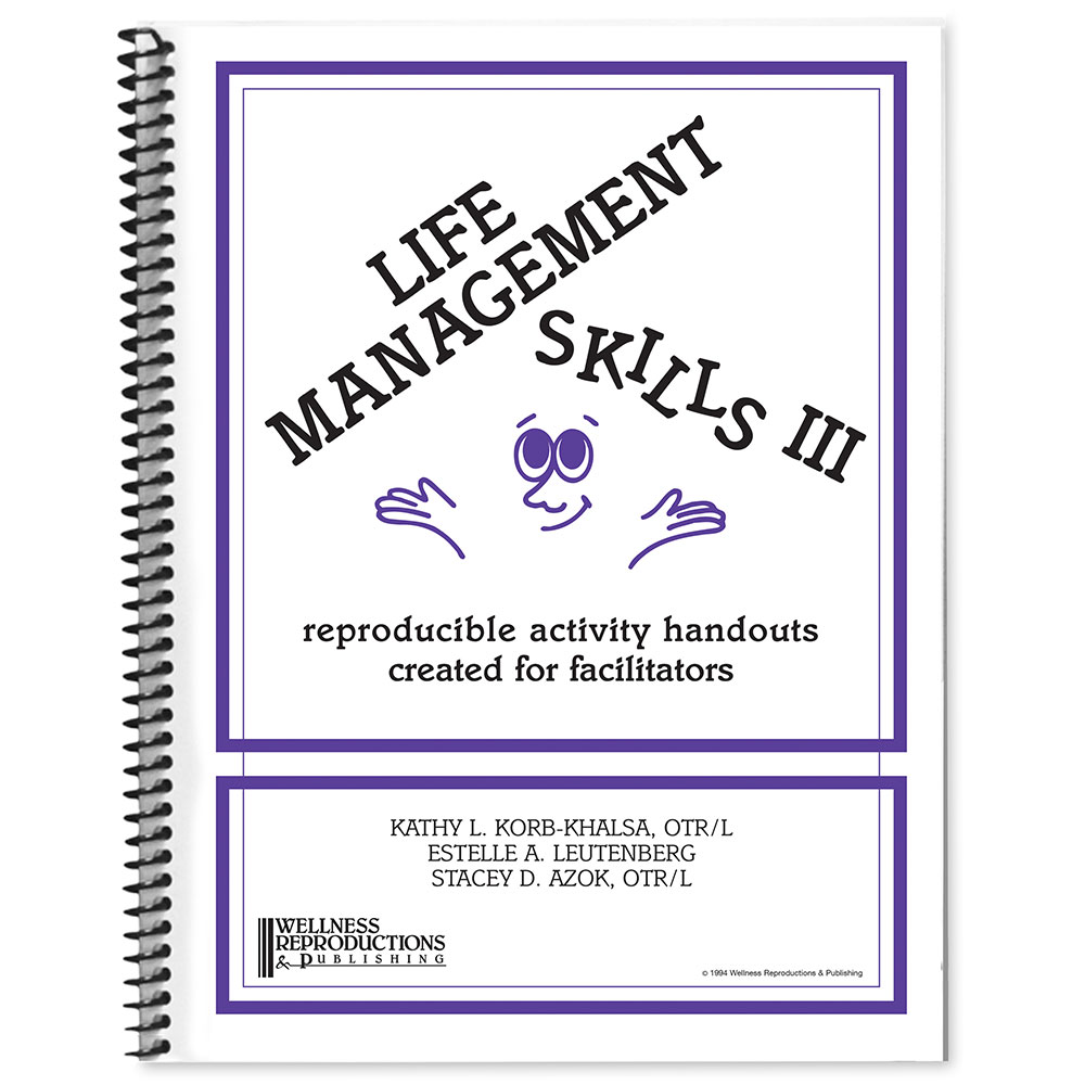 Resiliency/Life Management 3 Workbook