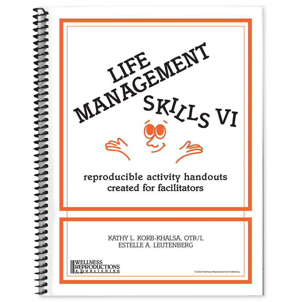 Resiliency/Life Management 6 Workbook