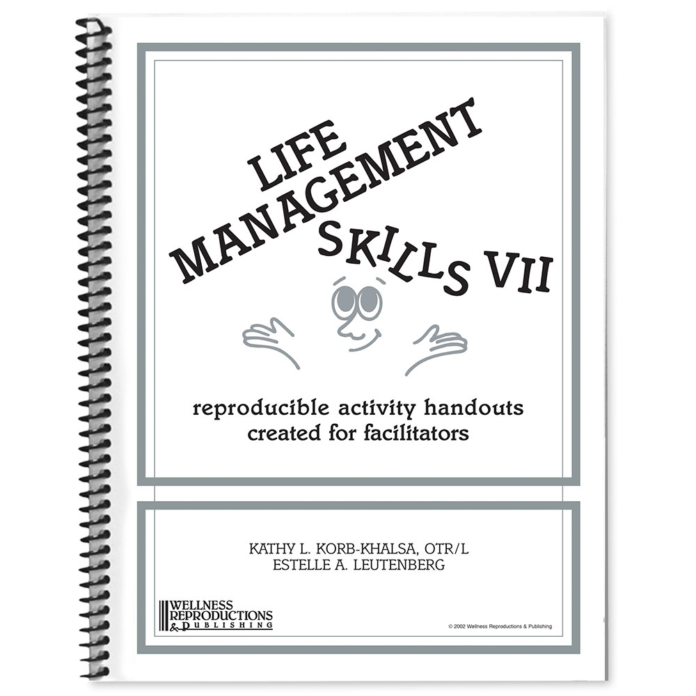 Resiliency/Life Management 7 Workbook