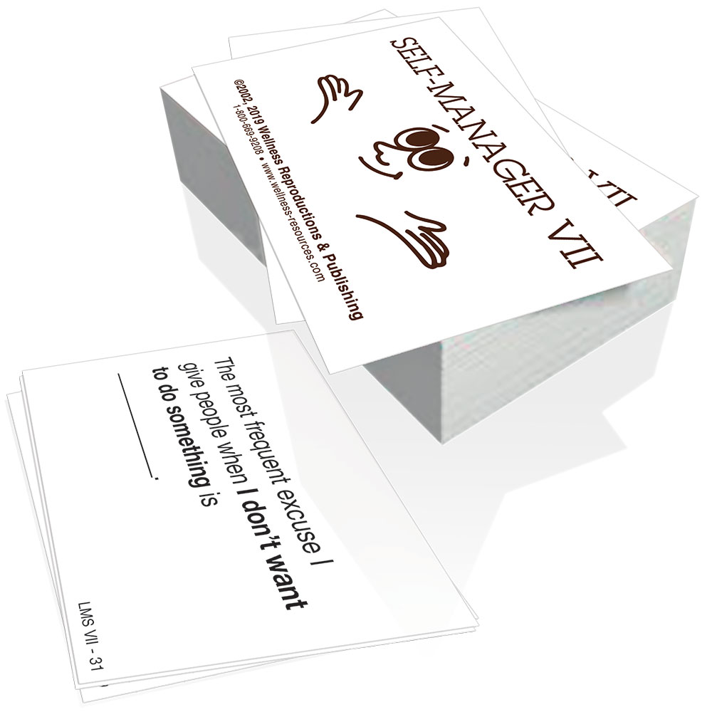 Resiliency/Life Management 7 Cards