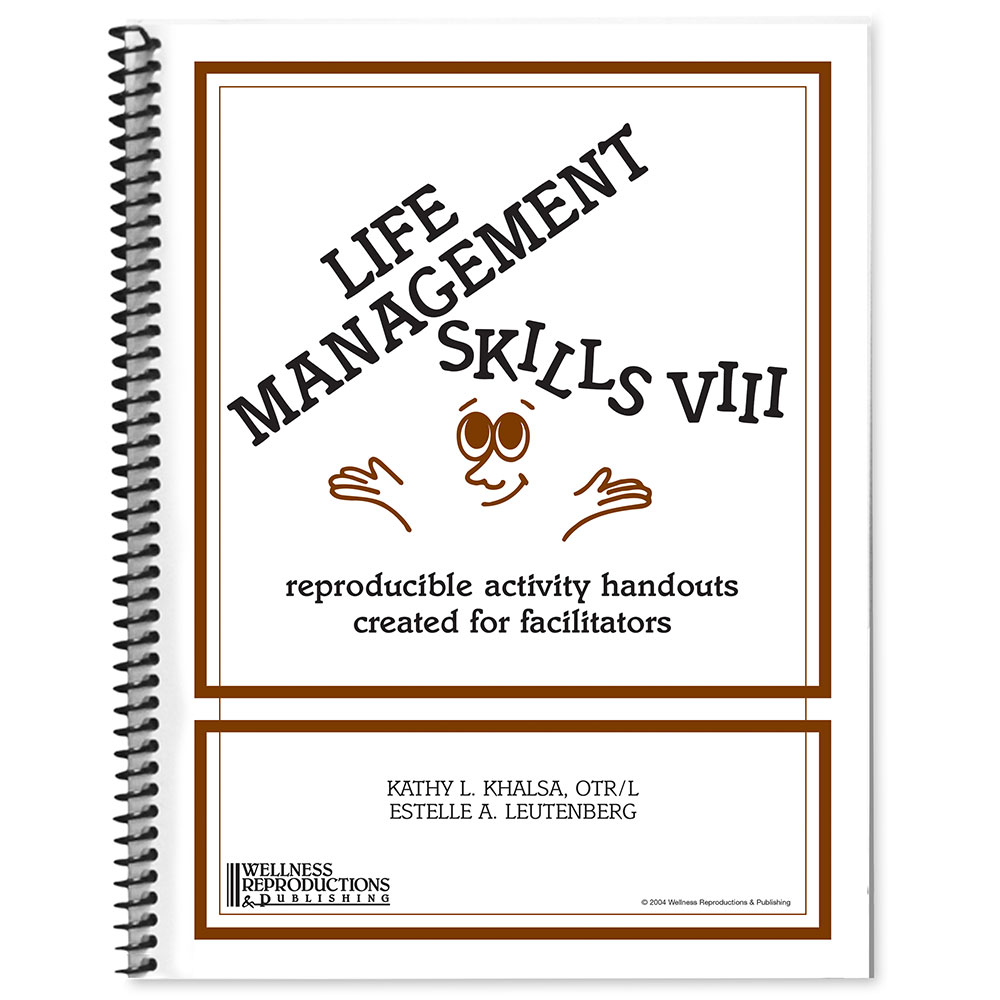 Resiliency/Life Management 8 Workbook