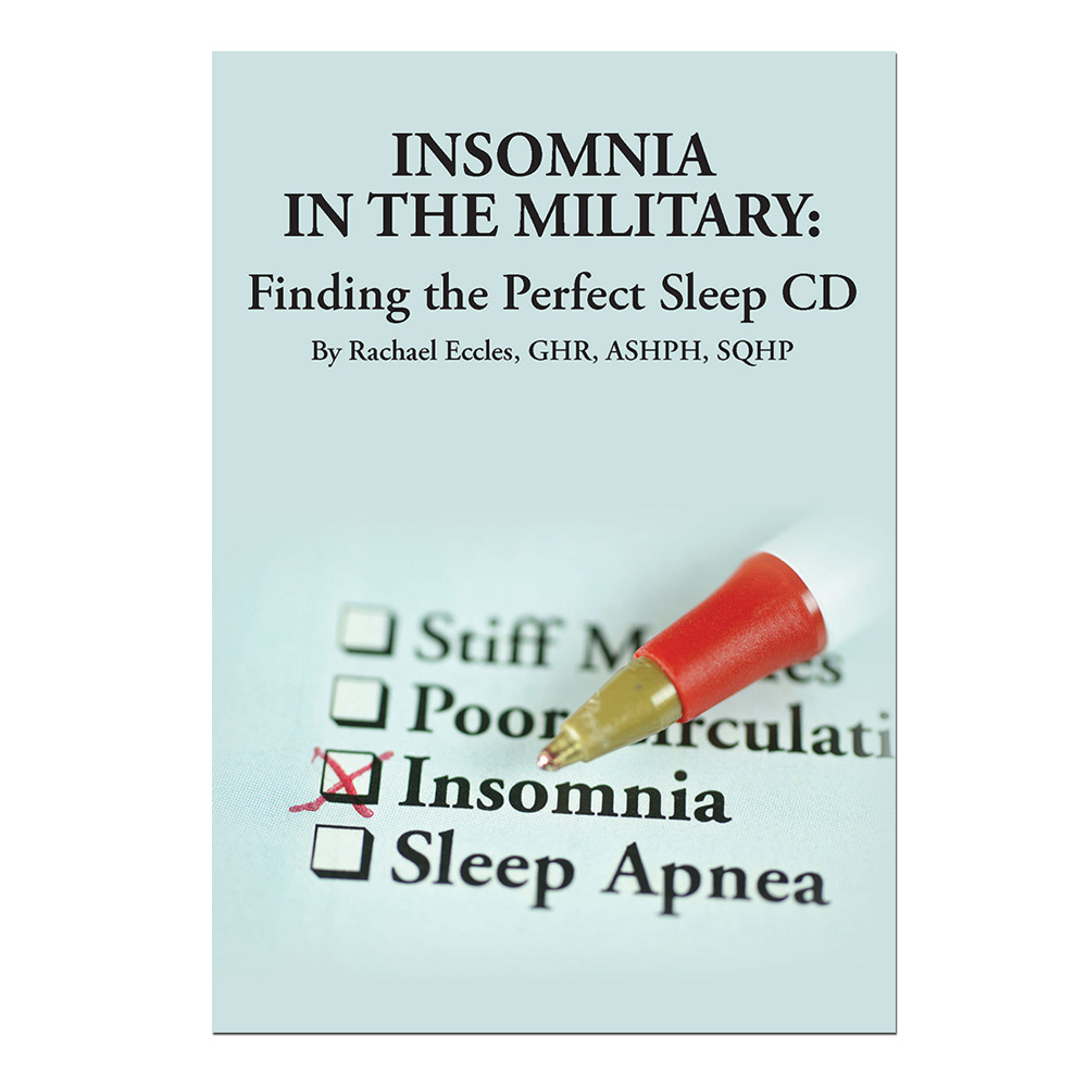 Insomnia In The Military: Finding the Perfect Sleep CD