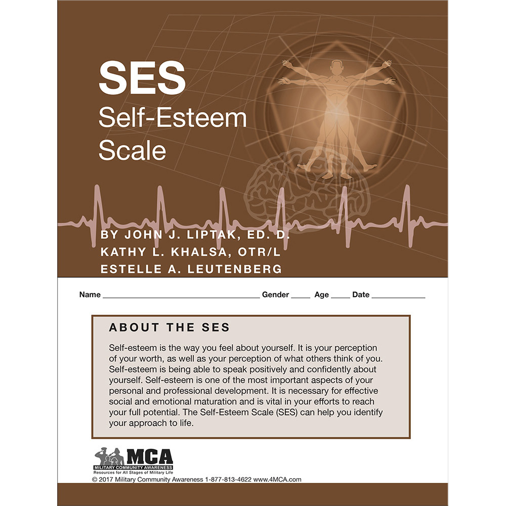 SES   Self Esteem Scale