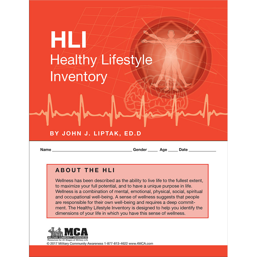 HLI   Healthy Lifestyle Inventory