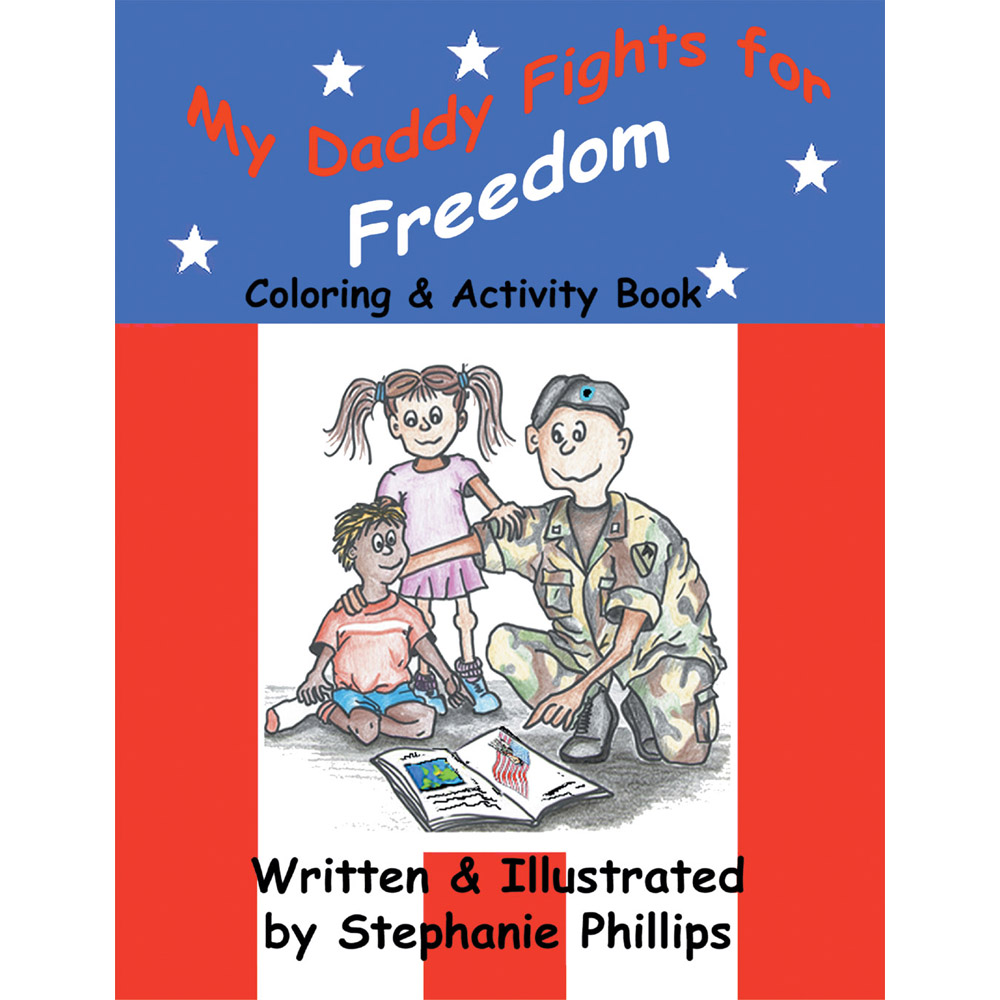 My Daddy Fights For Freedom: (25 Pack)  Activity/Storybook