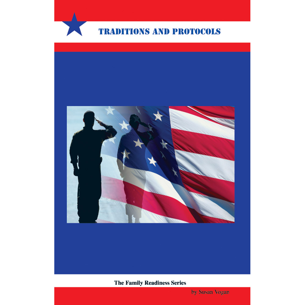 Family Readiness Booklet: (25 Pack) Traditions and Protocol