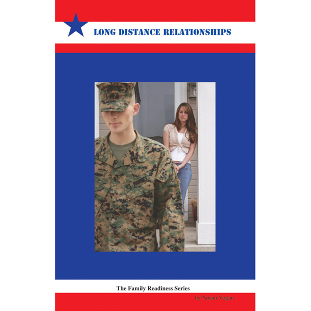 Family Readiness Booklet: (25 Pack) Long Distance Relationships