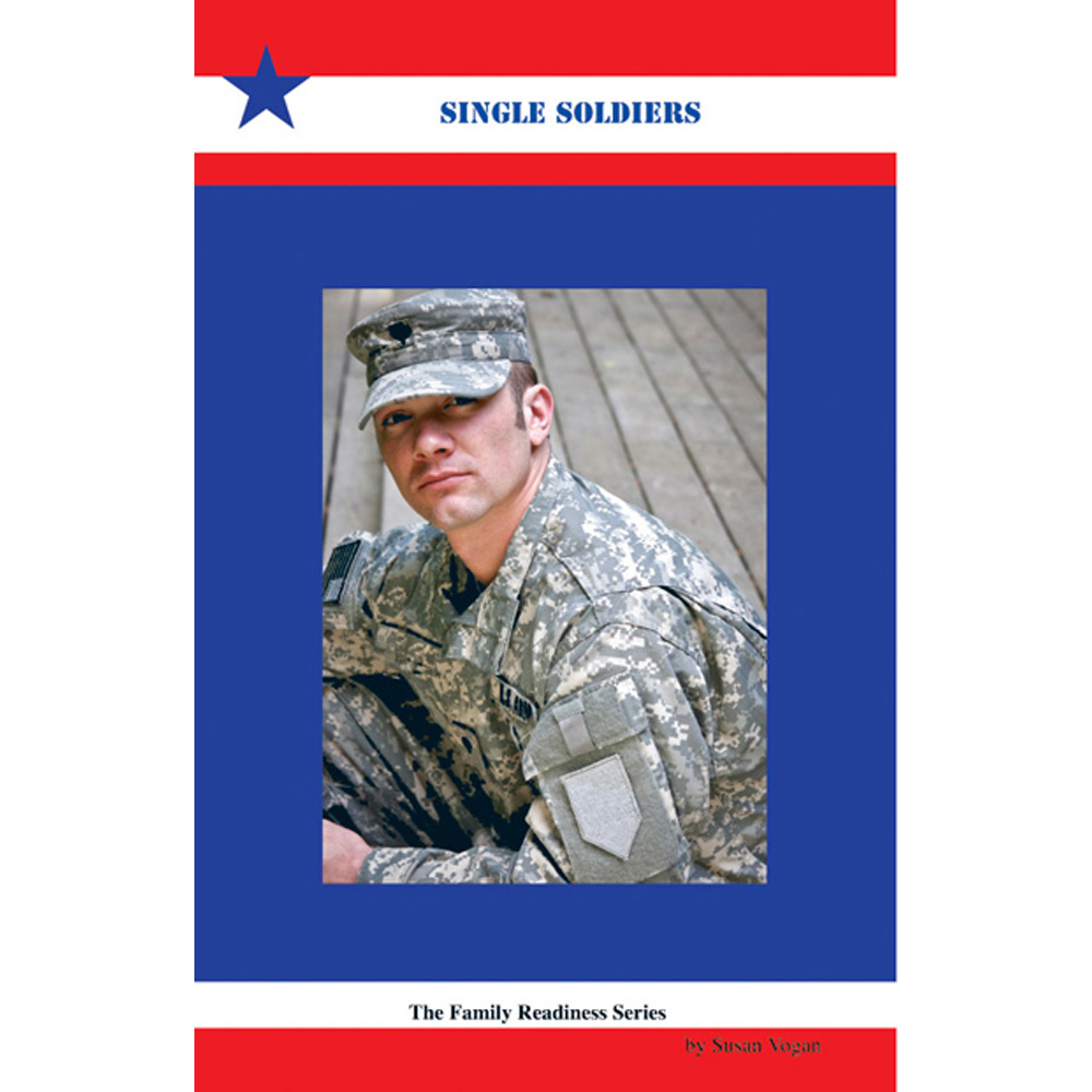 Family Readiness Booklet: (25 Pack) Single Soldiers