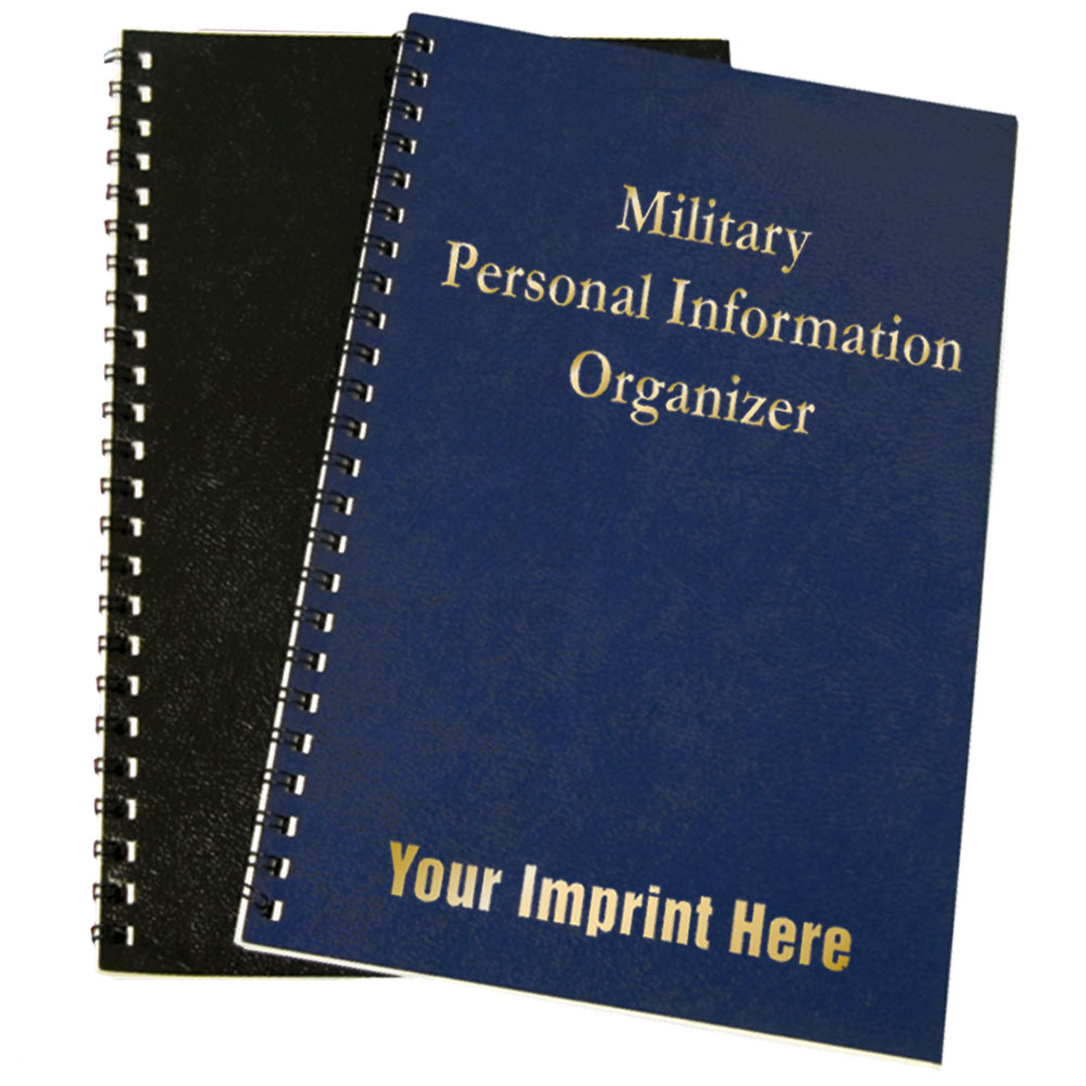 Military Personal Information Organizer