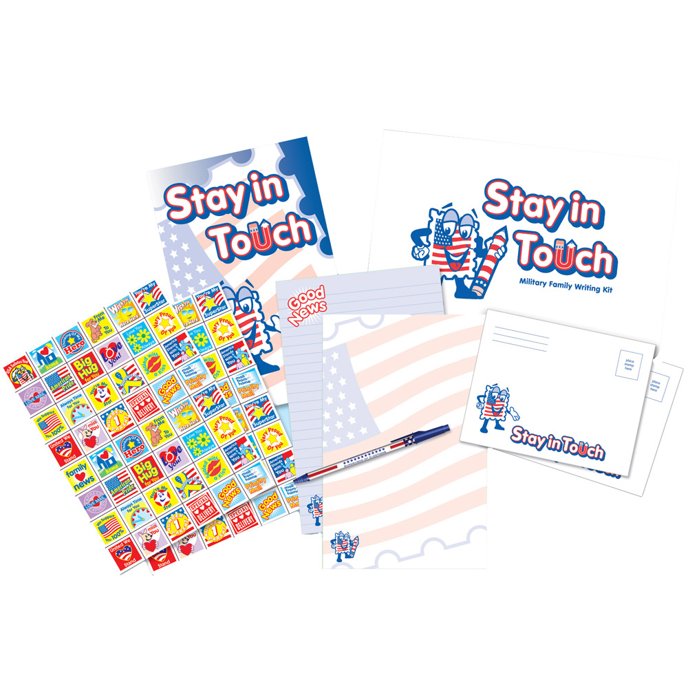 Stay in Touch Letter Writing Kit