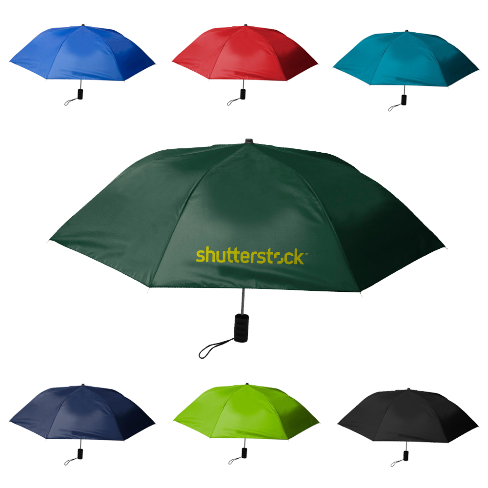 Value Auto Open Folding Umbrella