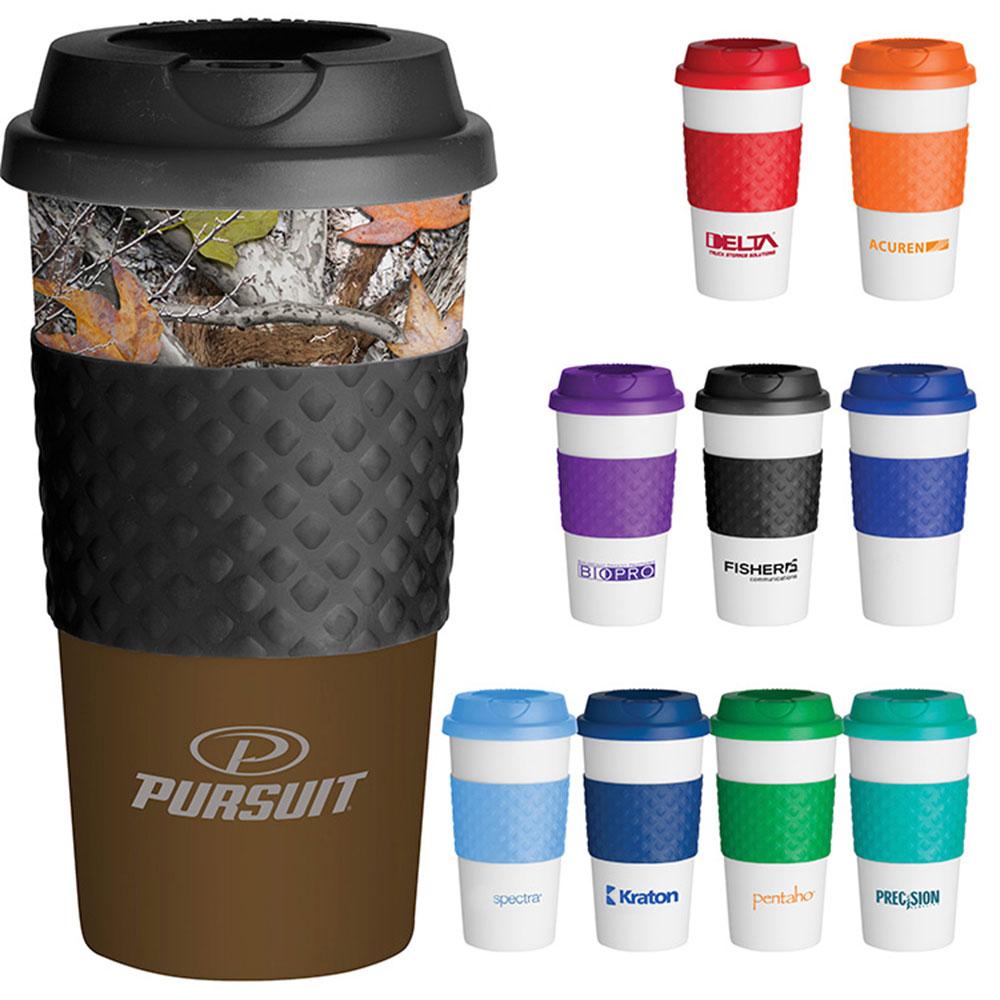 Wake Up Classic Coffee Cup