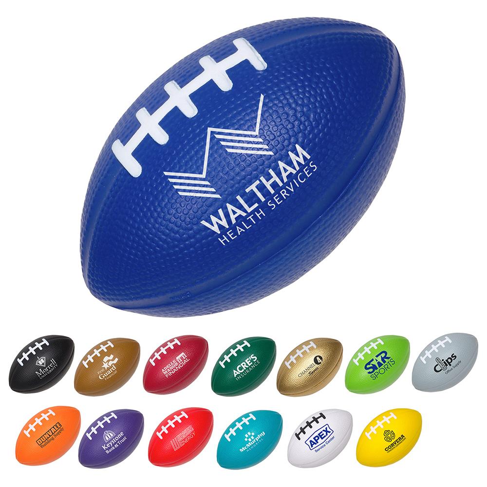 Medium Football Stress Reliever