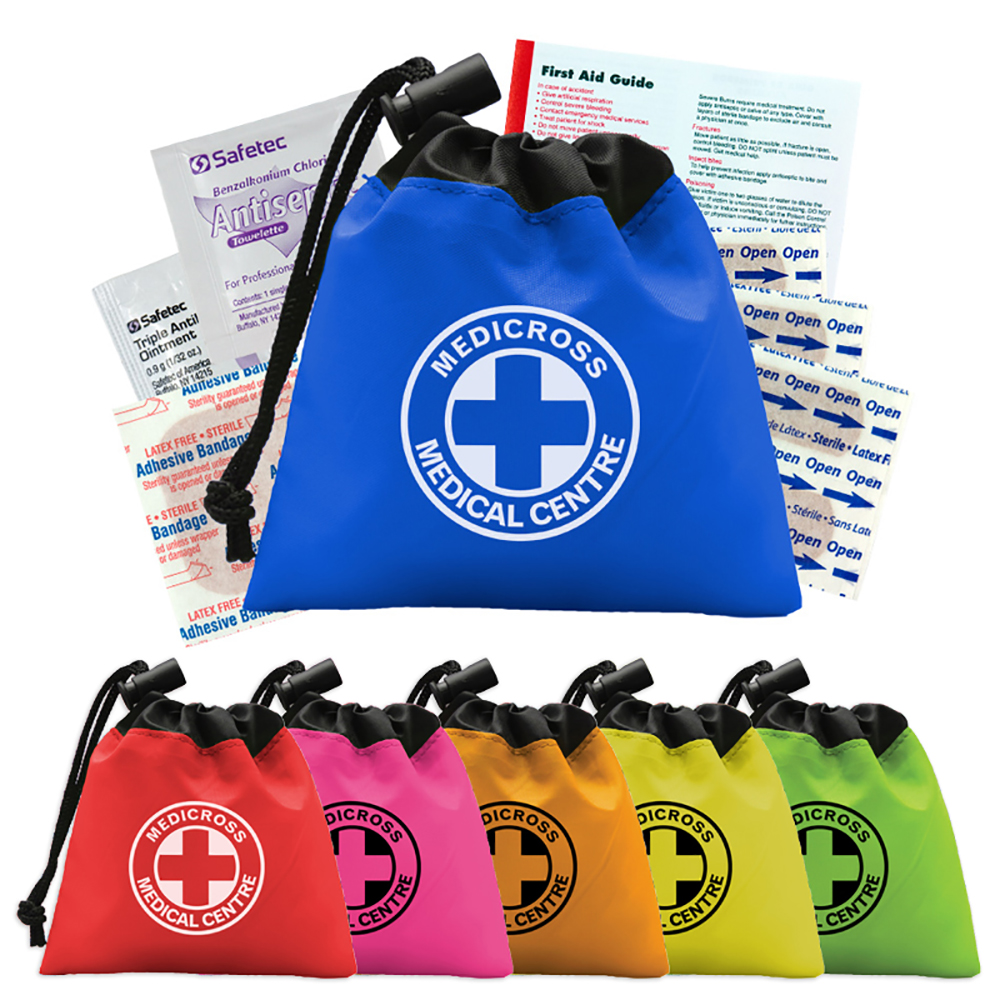 Clinch Tote First Aid Kit