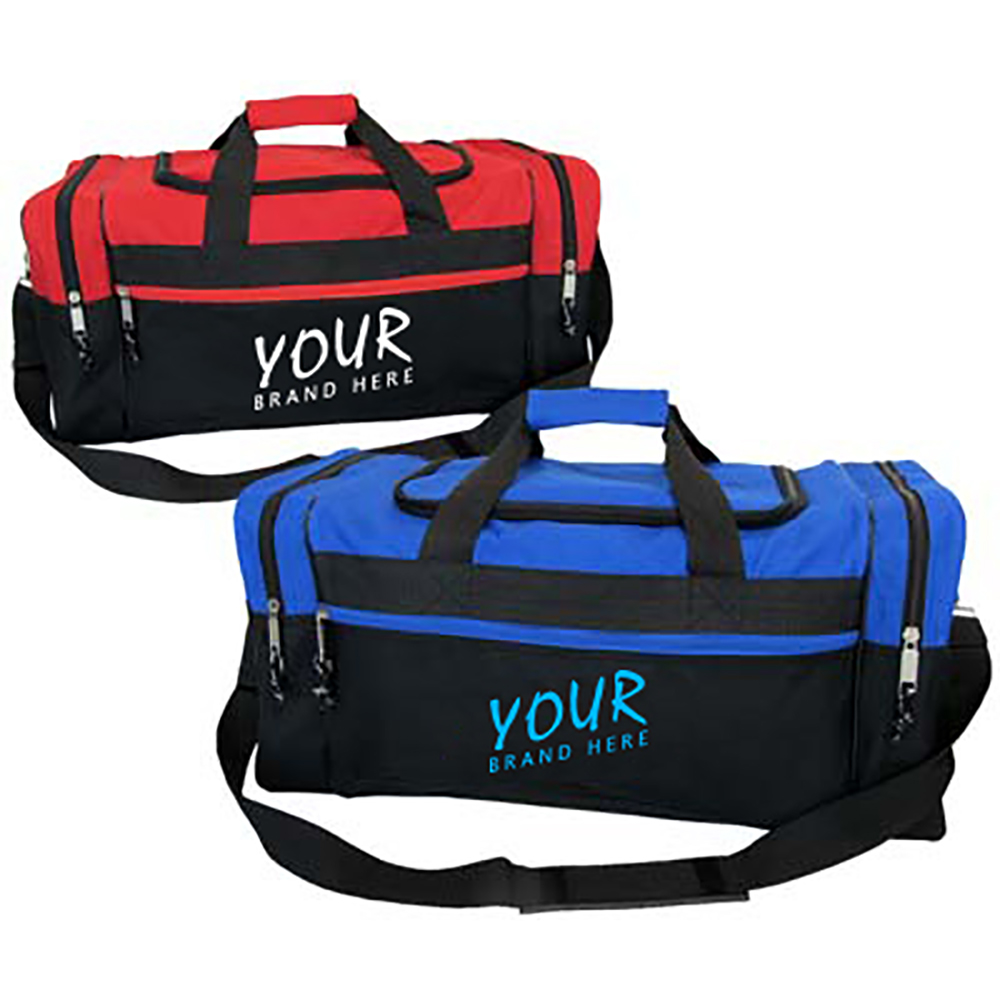 "21"" Polyester Travel Duffel"