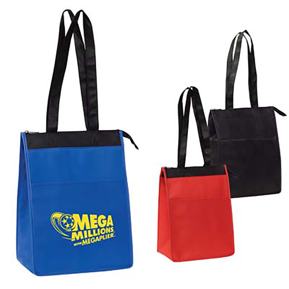 Non Woven Insulated Cooler Tote