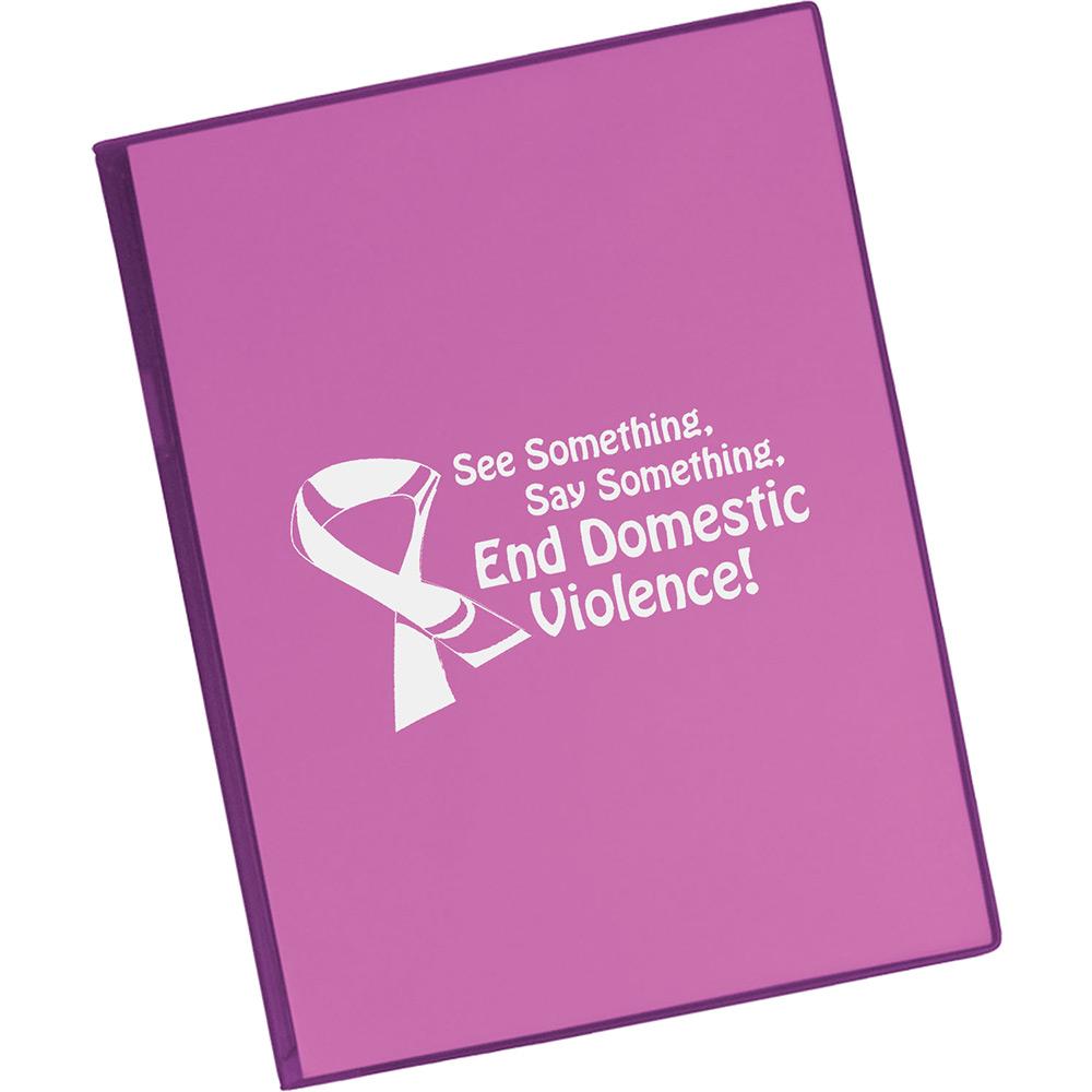 End Domestic Violence Value Plus Standard Folder