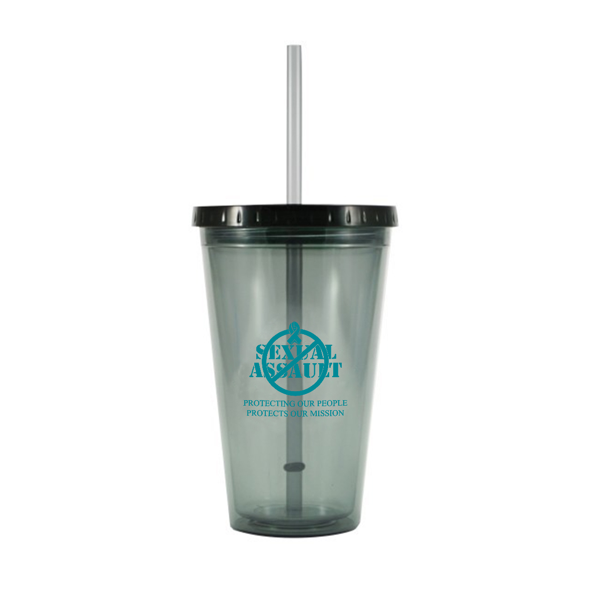 Sexual Assault  16 oz. Freedom Tumbler