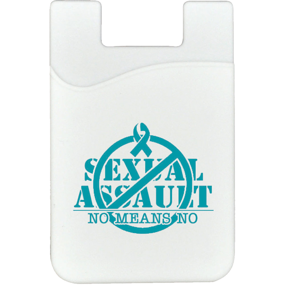 Sexual Assault Silicone Mobile Pocket