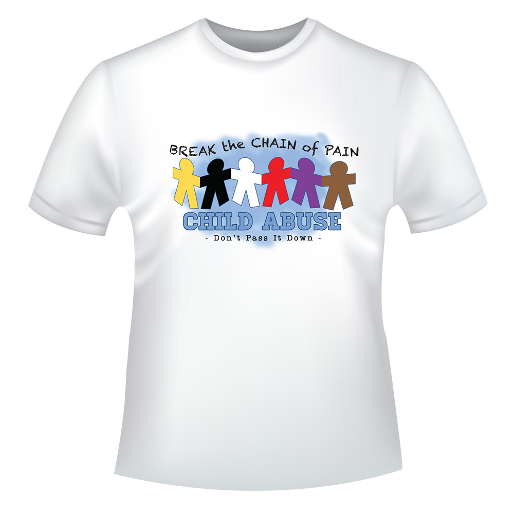 Child Abuse T Shirt