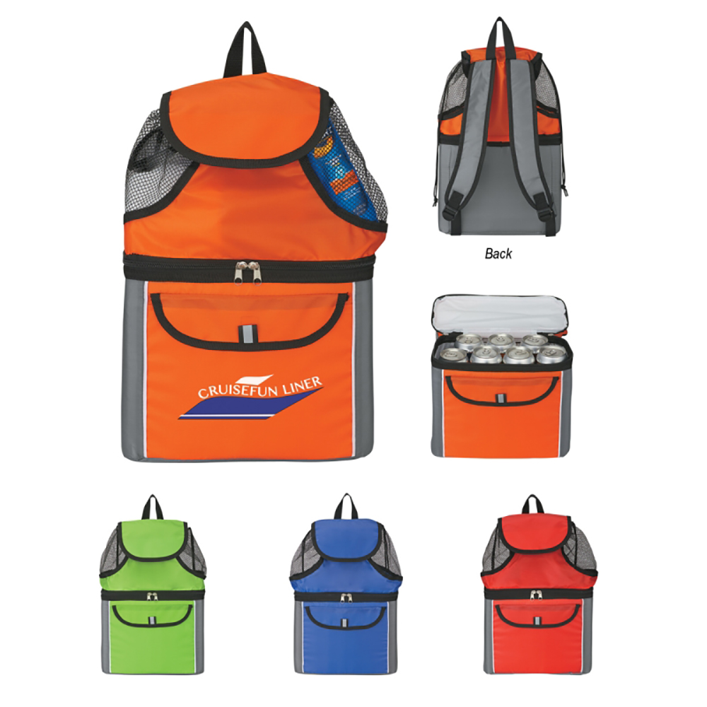 All In One Insulated Beach Backpack