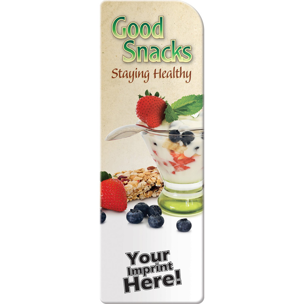 Good Snacks: Staying Healthy Bookmark