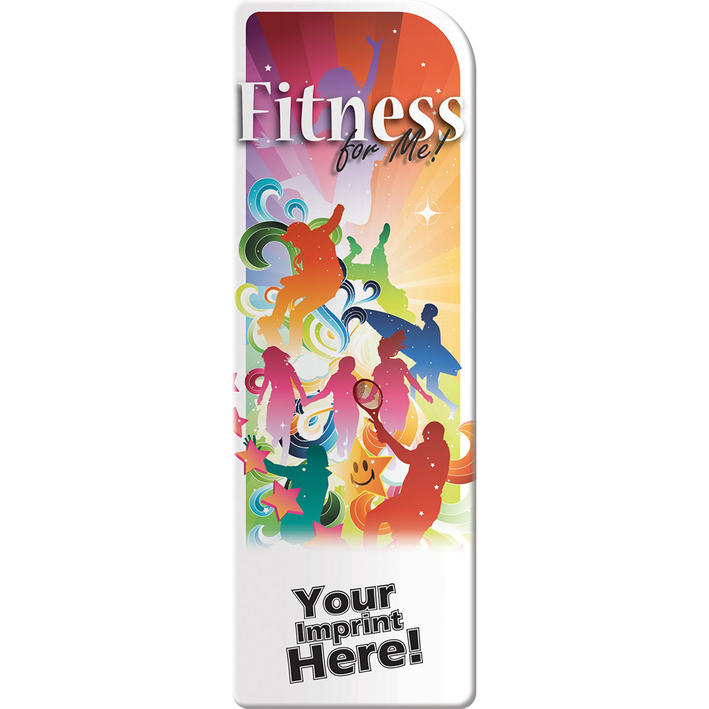 Fitness for Me! Bookmark