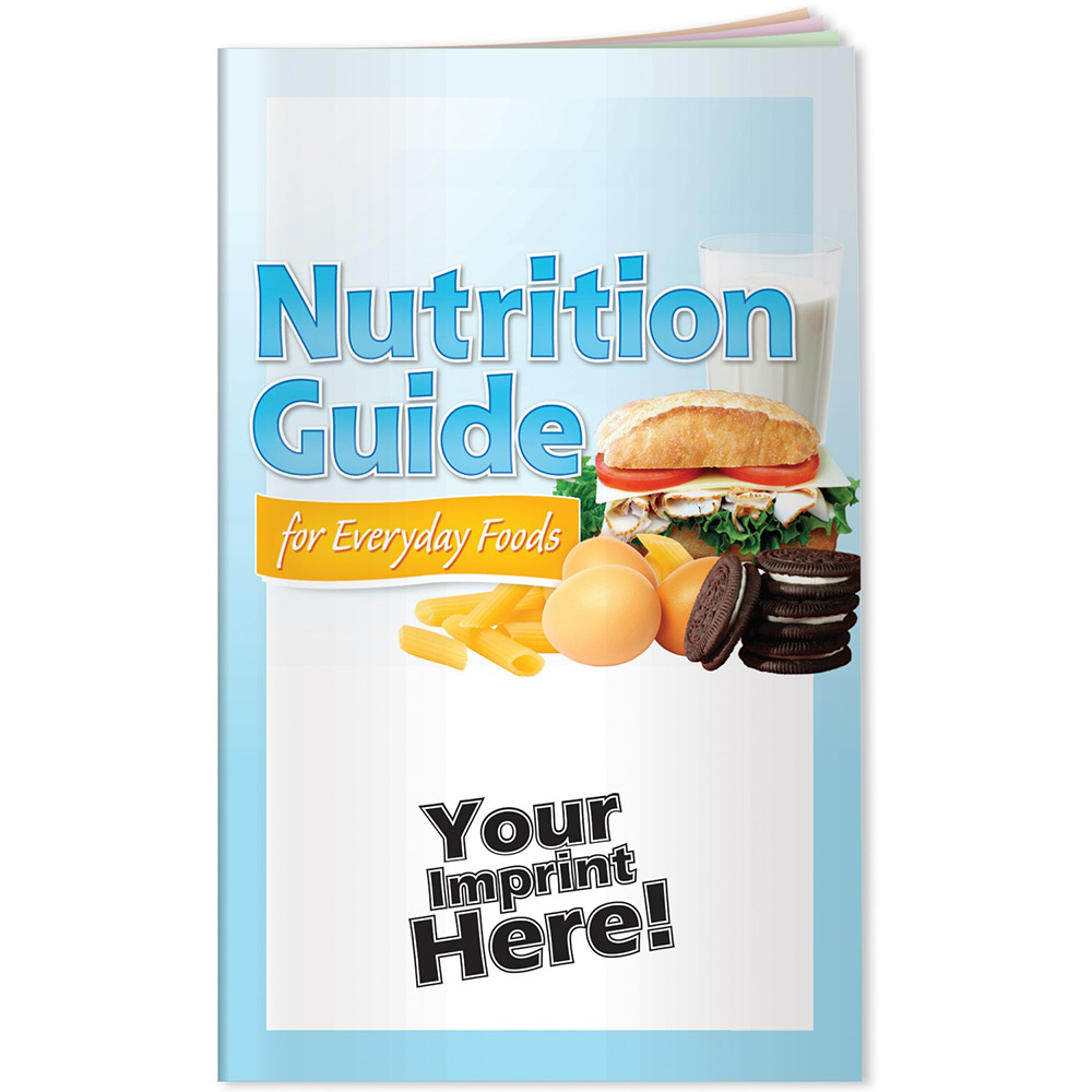 Nutrition Guide for Everyday Foods Book
