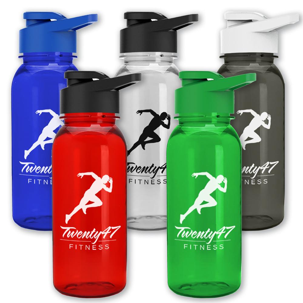 18 oz. Cadet Tritan Sports Bottle with Drink Thru Lid