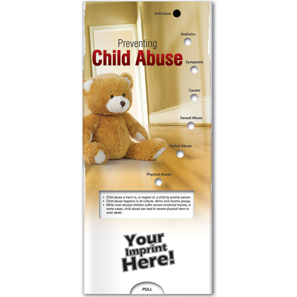 Preventing Child Abuse Pocket Slider