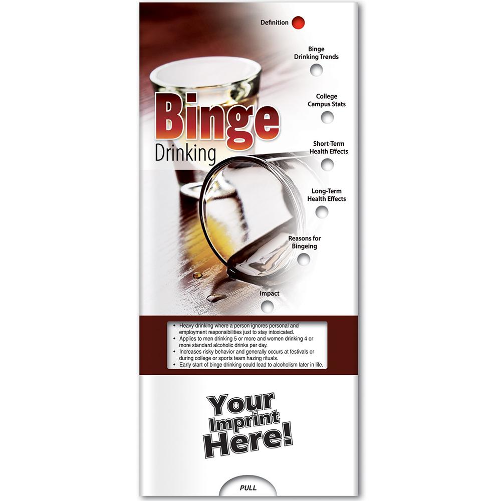 Binge Drinking Pocket Slider