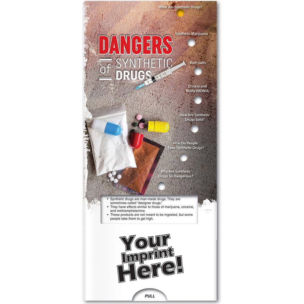 Dangers of Synthetic Drugs Pocket Slider