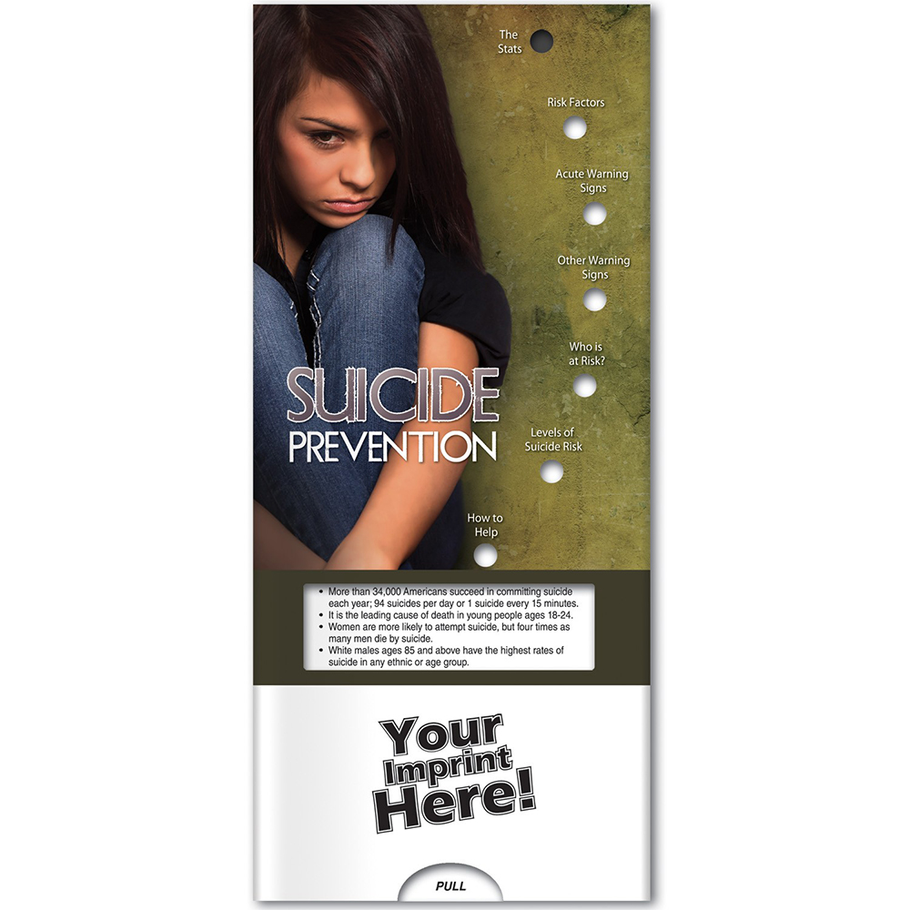 Suicide Prevention Pocket Slider