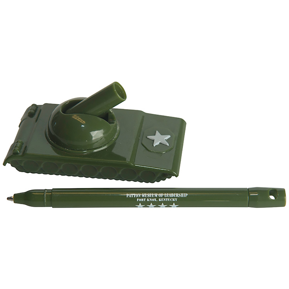 Tank Ballpoint Pen