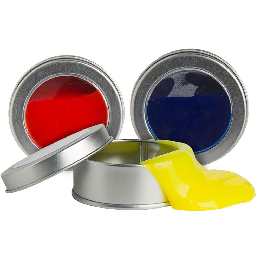 Anti Stress Slime in a Tin