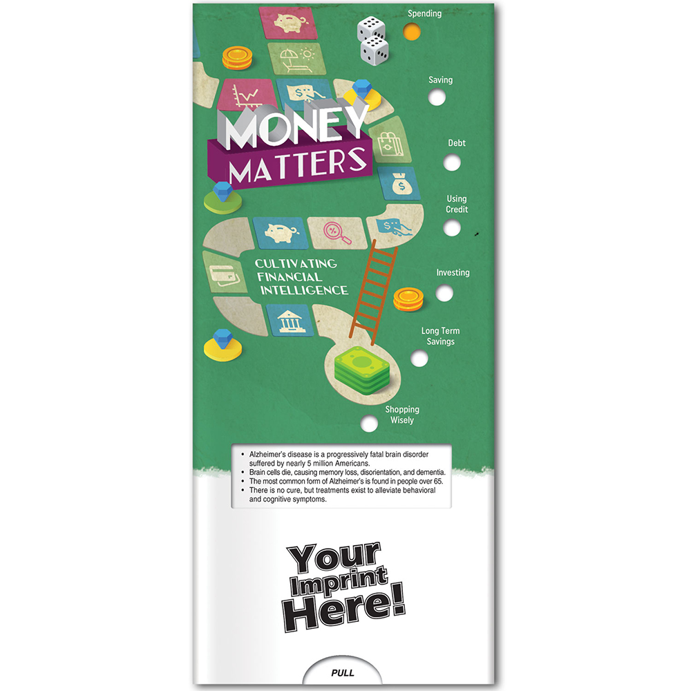 Money Matters Pocket Slider