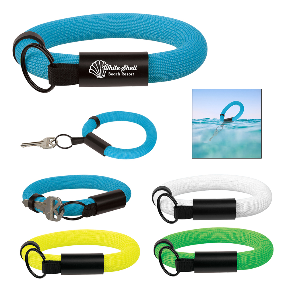 Floating Wristband Key Holder