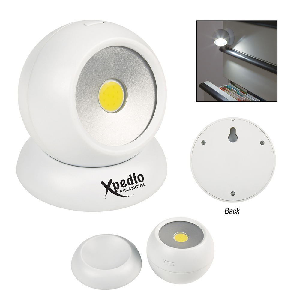 360 Degree COB Light With Magnetic Base