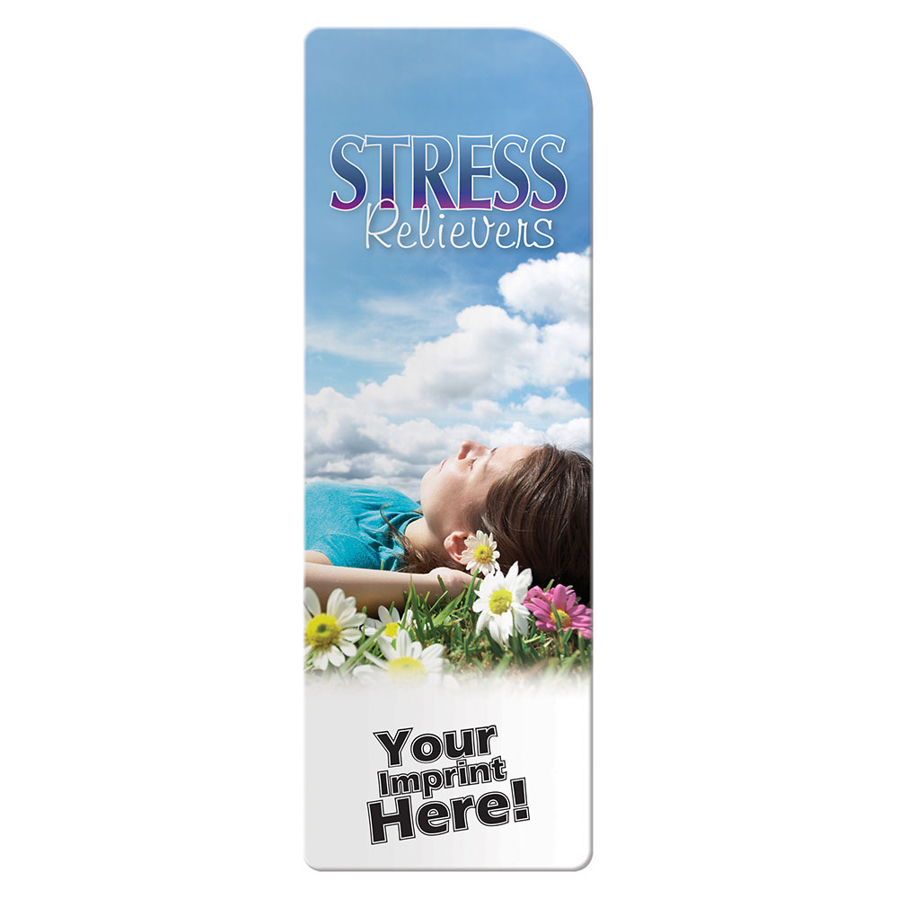 Bookmark   Stress Relievers